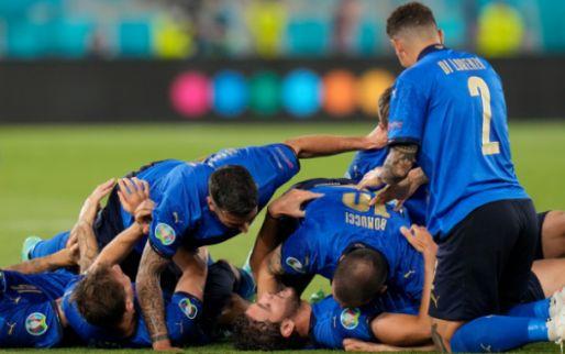 Afbeelding: Italië walst ook over Zwitserland heen en doet serieuze gooi naar EK-titel