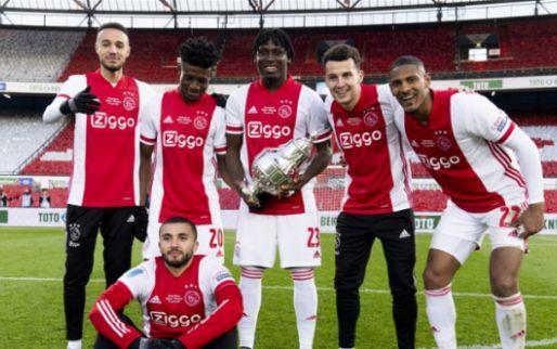 'Ajax staat op het punt om uitgaande transfer af te ronden van tien miljoen euro'