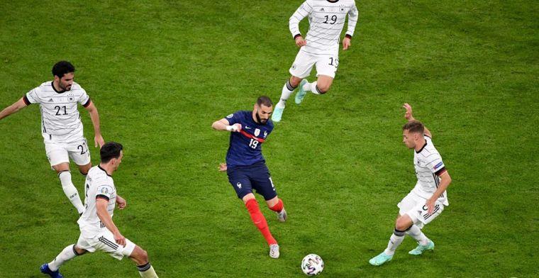 Die Mannschaft baalt van nederlaag, maar Duitse media zien verschil in klasse