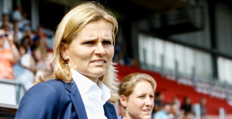Wiegman maakt selectie bekend: twee debutanten, PSV-topscorer ontbreekt