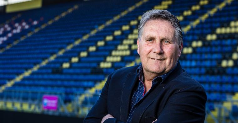 Lokhoff na 'ruzie' met Steijn na amper drie maanden al weer weg bij NAC Breda