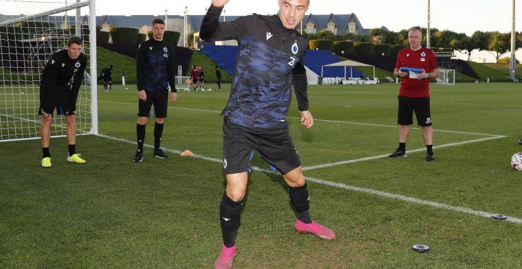 Dion Cools (ex-Club Brugge) maakt zijn internationaal debuut voor Maleisië