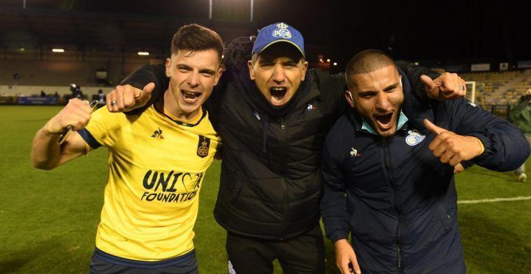 Union Saint-Gilloise groeit als club en rond de kaap van 3000 abonnees