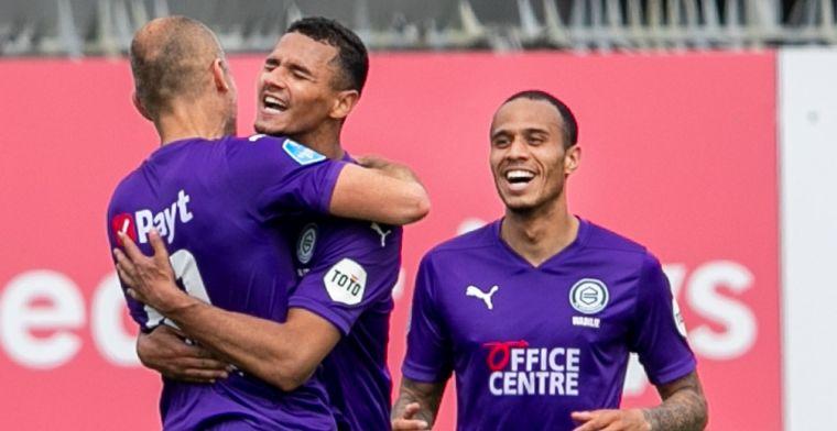 FC Groningen raakt huurling Da Cruz ondanks akkoord definitief kwijt
