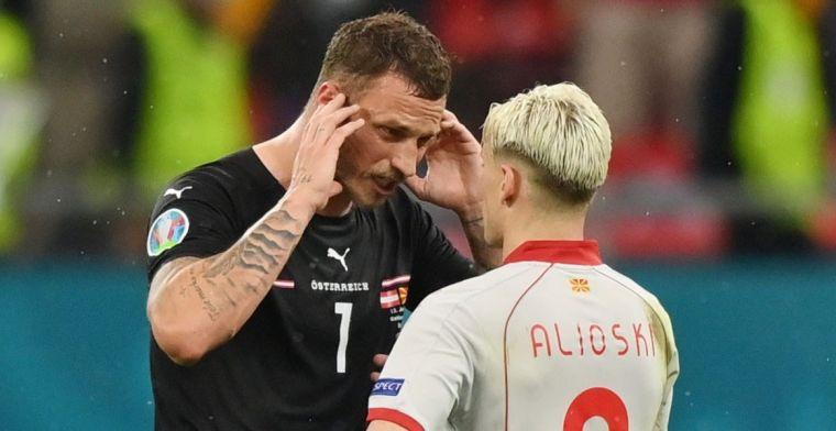 Arnautovic krijgt schorsing en kan groepswedstrijd tegen Oranje vergeten
