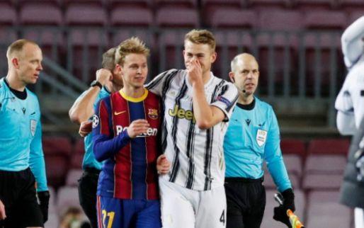 Barcelona gaat toch weer nieuwe De Ligt-poging wagen