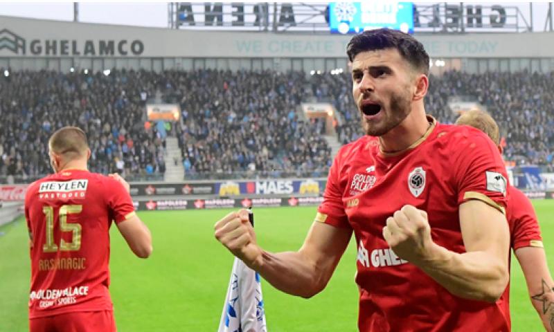 Afbeelding: Anderlecht verrast met komst Hoedt: contract tot de zomer van 2025