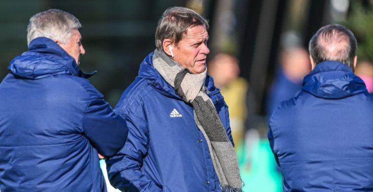 Eerste profcontract bij Feyenoord voor jonge keeper (15): 'Met sprongen vooruit'