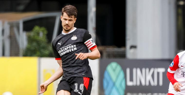'PSV en Van Ginkel bereiken akkoord over meerjarige verbintenis'