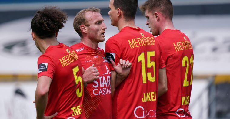 'KV Oostende heeft ex-speler van AC Milan en Standard op proef'