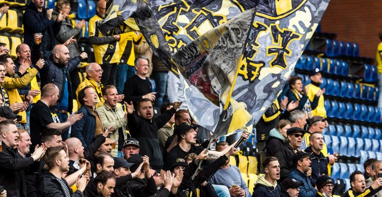 NAC-fans stellen ultimatum: 'Dan is Steijn vertrokken, anders volgen er acties'