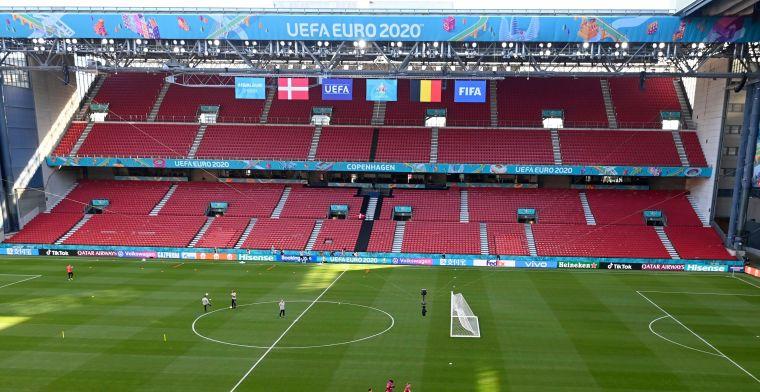 Deense pers: 'Tranen in het stadion, hogere wiskunde en 100% motivatie'
