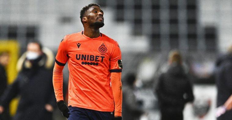 'Club Brugge dreigt Mata te zien vertrekken, Sevilla denkt aan verdediger'