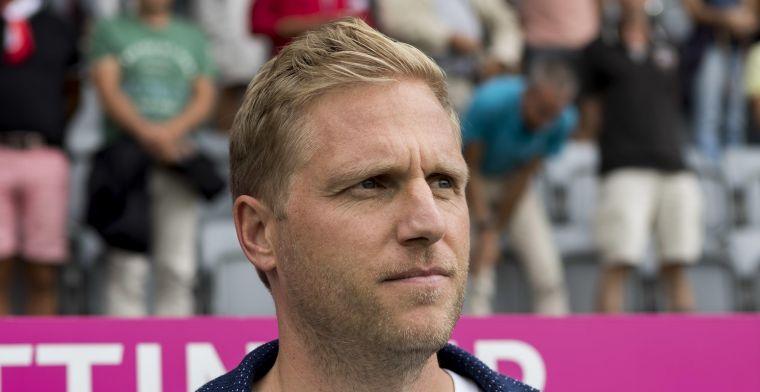 Waasland-Beveren stelt coach voor: Juiste moment én juiste plaats