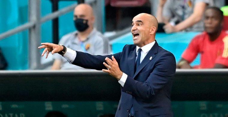 """Martinez blijft voorzichtig met zijn sterren: """"We moeten ook niet overdrijven"""""""
