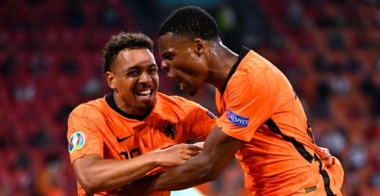 Oranje en Dumfries maken indruk in binnen- en buitenland: 'Road Runner meep meep'