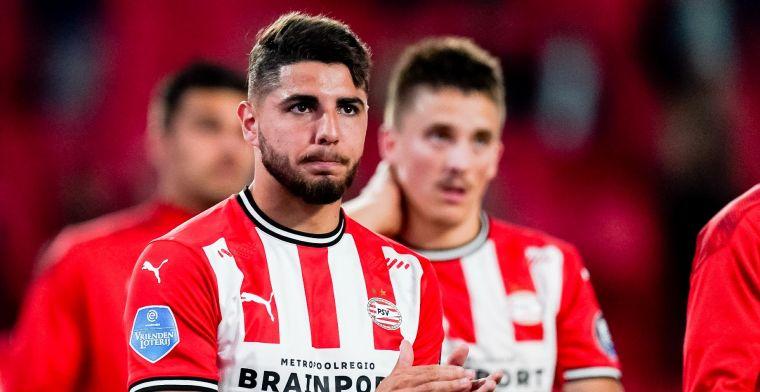 'PSV praat over vertrek Romero: miskoop van 10 miljoen euro op weg naar Italië'