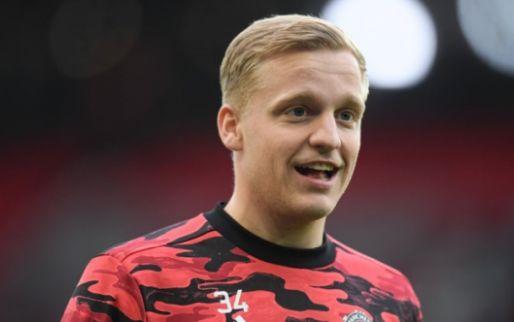Van de Beek kan Eriksen opvolgen bij Internazionale