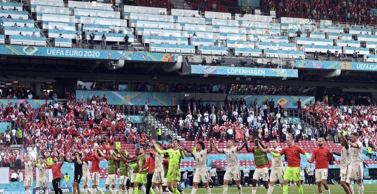 """Boskamp ziet Rode Duivel wéér falen: """"Hij had het opnieuw moeilijk"""""""