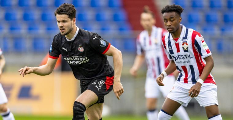 Van Ginkel spreekt ambities uit voor nieuw PSV-dienstverband: 'Kijk ik naar uit'