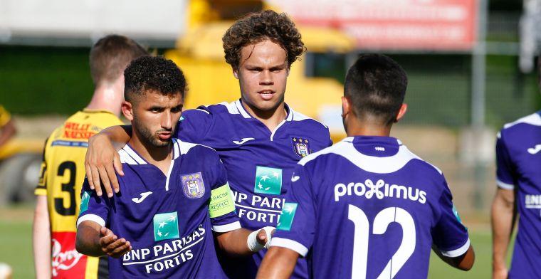 OFFICIEEL: Anderlecht geeft talentvolle verdediger een langer contract