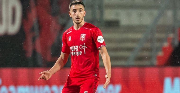 FC Twente verlengt aflopend contract: Julio is op de weg terug
