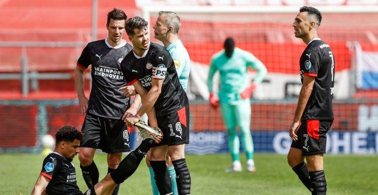 PSV onthult nieuw uittenue met opvallende kleuren: 'Inspired by the 90's'