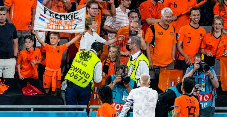 'Grofweg' vijfduizend Oranje-fans mogen wedstrijd in Budapest bijwonen