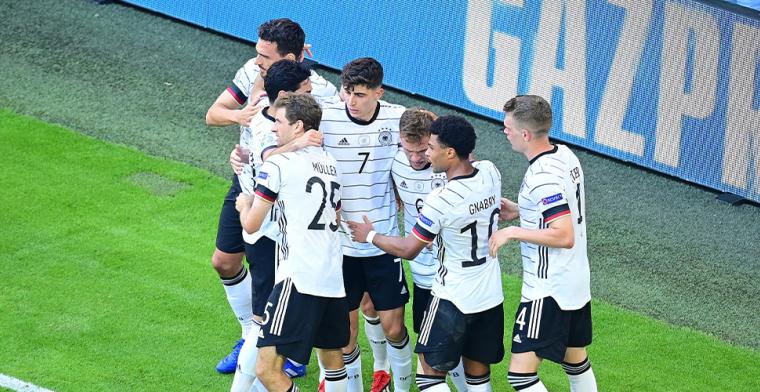 LIVE: Duitsland verslaat Portugal in spectaculaire kraker (gesloten)
