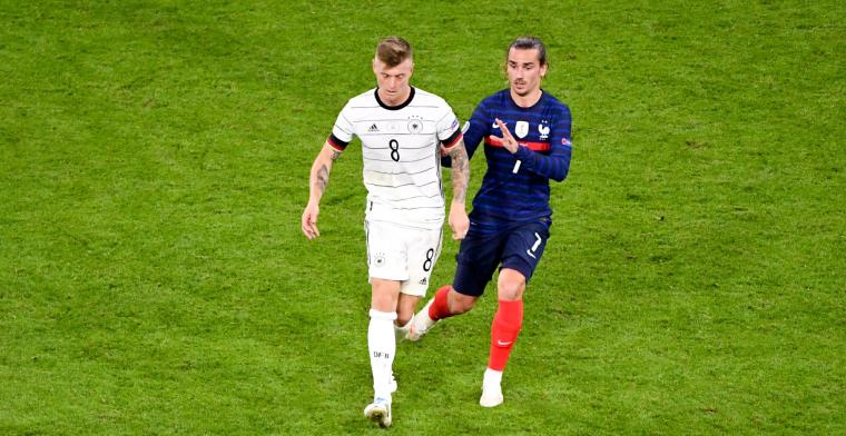 Deschamps is lovend over aanvaller: Eén van de beste voetballers aller tijden