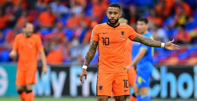 Sneijder positief na mindere optredens Memphis: 'Zijn signalen dat het goedkomt'