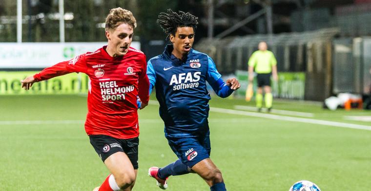 Contractnieuws uit Alkmaar: AZ verlengt verbintenissen van drie jeugdspelers