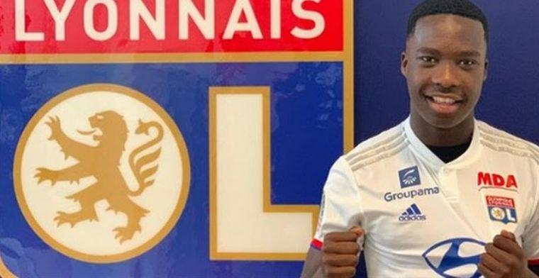'Club Brugge en Standard strijden om 19-jarige linksback van Olympique Lyon'