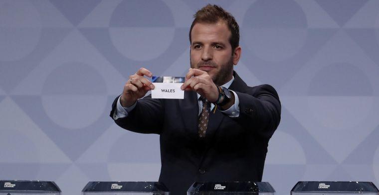 Van der Vaart kijkt vol afgrijzen naar 'Oranje-opponent' Spanje: Fluitend door