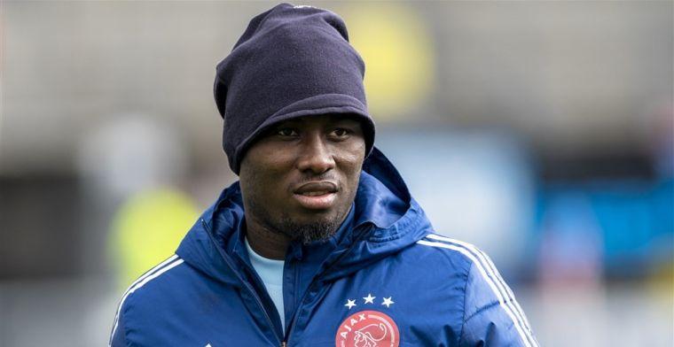 Traoré legt Ajax-vertrek uit: ''Grote club met een goede Italiaanse trainer'