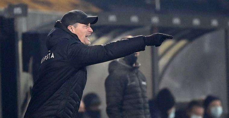 KV Oostende stelt oefenschema voor: o.a. partij tegen RSC Anderlecht