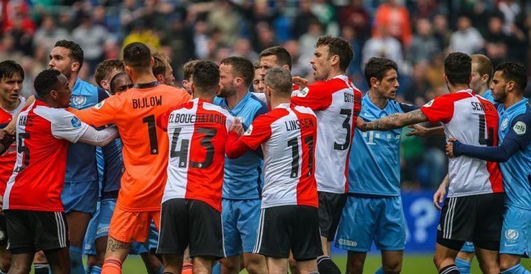 Feyenoord deelt rugnummers voor volgend seizoen: twee wijzigingen in eerste elf