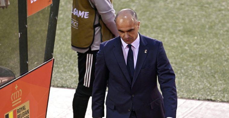 Defour: Martinez is kritischer voor zijn spelers dan hij doet uitschijnen