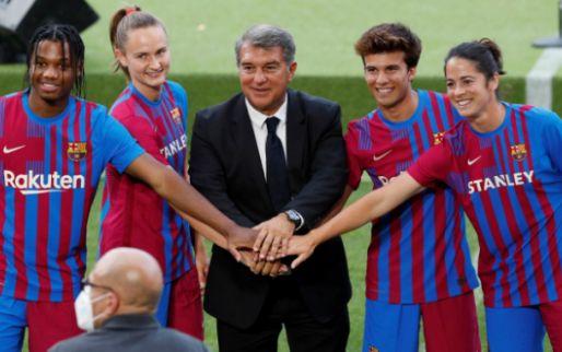 FC Barcelona sluit kolossale lening af: