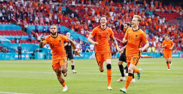 Oranje in spanning: kans op tegenstander uit Groep des Doods wordt groter