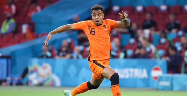 'Franse en Duitse verdedigers onder de indruk van Malen, niet van Weghorst'