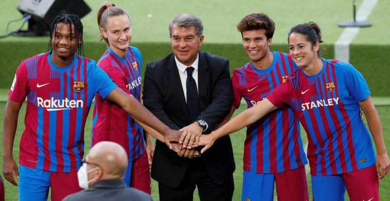 FC Barcelona sluit kolossale lening af: We maken ons allemaal grote zorgen