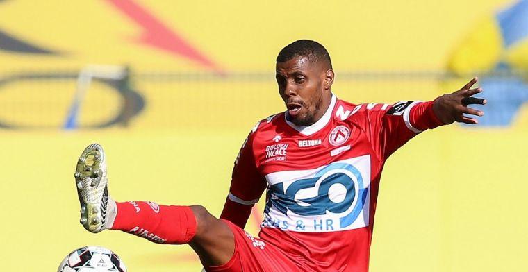 'Selemani wil vertrekken bij KV Kortrijk, Belgische topclubs tonen interesse'