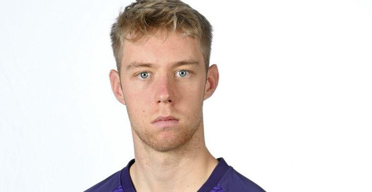 OFFICIEEL: Beerschot-middenvelder Ceulemans trekt naar KV Mechelen