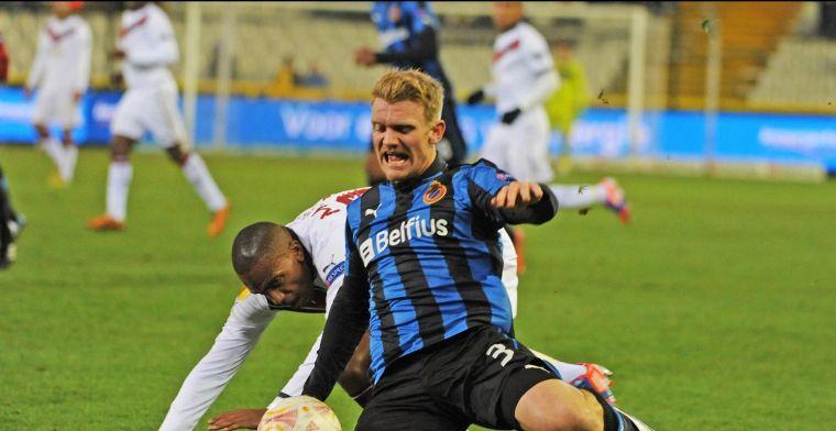 Ik heb alleen goede herinneringen overgehouden aan Club Brugge