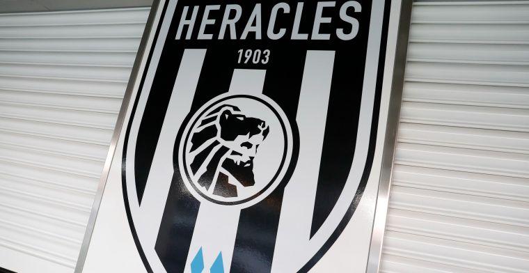 Heracles heeft nieuws en verlengt aflopende contracten van vier spelers