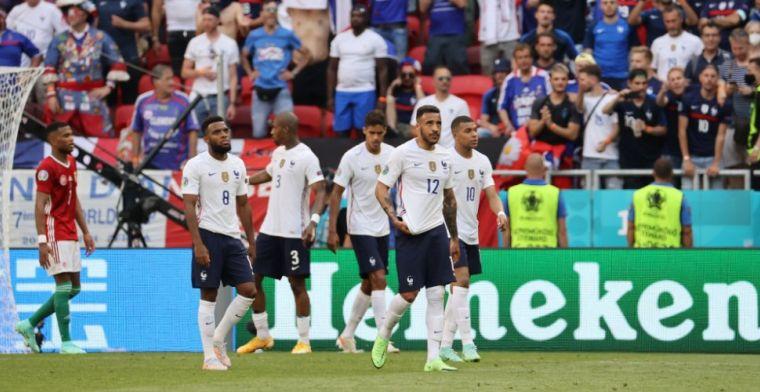 L'Équipe laat niets aan duidelijkheid te wensen over en fileert Franse elftal