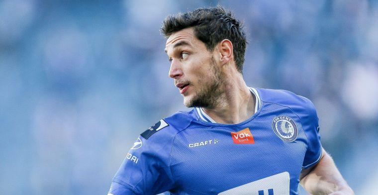HNB: 'Ook AC Milan steekt zijn licht op voor Yaremchuk (KAA Gent)'