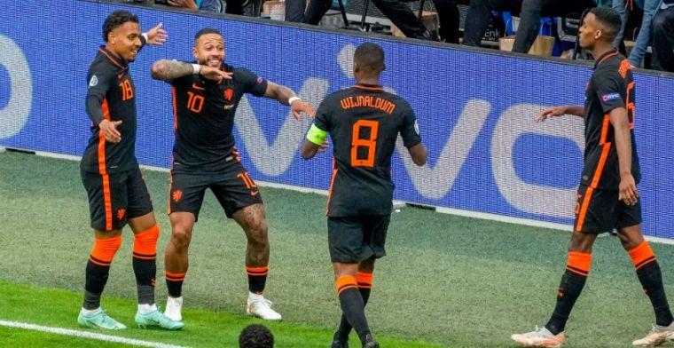 LIVE: Oranje doet het rustig aan met 0-3 op zak, debuut voor Gakpo (gesloten)