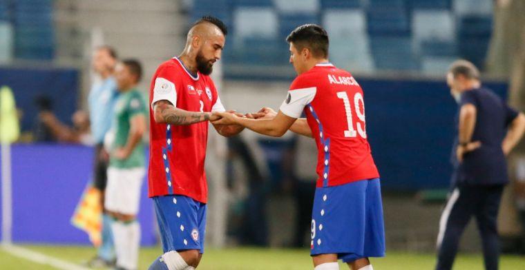 'Copa América-schandaal: Vidal mogelijk verbannen na seksfeest in coronabubbel'